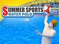 אולימפיאדת קיץ - פולו מים