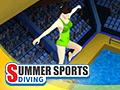 משחק קפיצה לצלילה וצלילה חופשית לאולימפיאדת קיץ ריו 2016