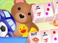 משחק המהג'ונג המוכר הפעם בגרסאת איסוף צעצועים , החוקים פשוטים , צריך לחבר 2 קוביות דומות שאינן חסומות (נמצאות חופשיות מהצדדים ומלמעלה) , בהצלחה
