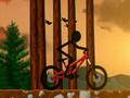 איש קו באופניים
