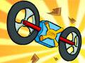משחק עם מכונית ללא חוקי פיזיקה שיכולה לנחות על שני הצדדים , בואו לעבור שלבים מגניבים ולאסוף בונוסים על הדרך