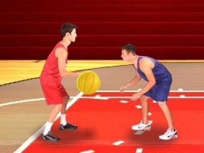 כדורסל 1 על 1