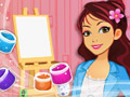 ציור עם חול