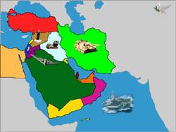 אימפריה במזרח התיכון 2027