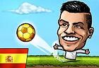 כדורגל בובות ספרד 2016