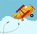 מטוס מתחמק מטילים