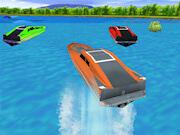 מרוץ סירות 3D