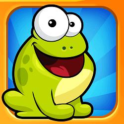 משחק אונליין של לחיצה עם האצבע או העכבר על הצפרדע שיש לו אפליקציה עם מלא הורדות , שחקו ותהנו