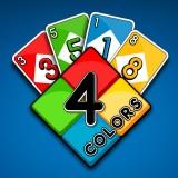 טאקי אונליין במחשב - 4 צבעים
