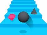 כדור במדרגות