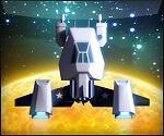 חללית בחלל
