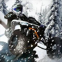 מירוץ טרקטורונים על שלג