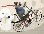 אופניים מטורפים