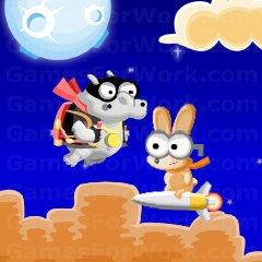 משחק מגניב של היפופוטם מעופף , בובה הופ ההיפופוטם , שימו לב להזהר ממכשולים , לעוף לאסוף מטבעות , שפרו את עצמכם , עברו שלבים , קנו שיפורים ותגיעו יותר רחוק