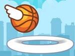 כדורסל מעופף- משחק חדש
