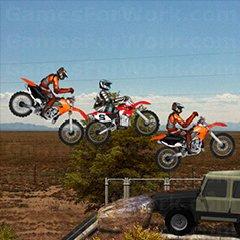 תחרות אופנועי שטח