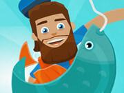 משחק דייג מגניב וכיף (עם גראפיקה קצת מעפנה ) אתם צריכים לדוג דגים (להזיז עליהם את העכבר הם מתחת למים ) ואז עם הכסף שתשיגו לשפר את הסירה ,לקנות עוד דייגים ,לקנות עוד חכות ולהרוויח עוד כסף