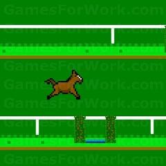 מהירות עם סוסים