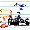 מלחמת מטוסים על נייר