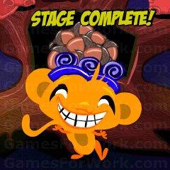 קוף עצוב שמח שגעון