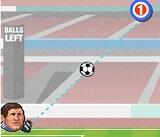 כדורגל ראשים אימון בעיטות