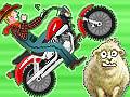 טירוף בעלייה 5 חדש עם חוואי עם אופנוע טורבו מגניב,תאספו כסף ואל תפגעו בכבשים