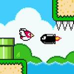 המשחק המוכר והאהוב פלאפי בירד בגרסה משופרת עם כמה אפשרויות משחק.