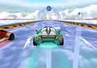 מירוץ מכוניות עתידני