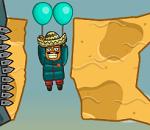 עזרו לאמיגו פאנצ'ו לעבור שלבים במשחק מספר 5 בסדרה , אמיגו מעופף עם בלונים ועליכם לפלס לו את הדרך ולהוביל אותו לסוף השלב
