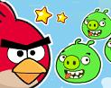Злые птицы против плохих свиней