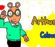 ארתור - דפי צביעה