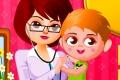 רופאת ילדים