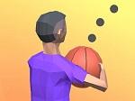 זריקת כדורסל 3D