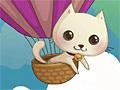 חתול בכדור פורח