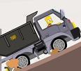 בארט במשאית