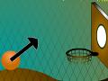 משחק אחד מול אחד נגד המחשב , כל אחד זורק בתורו ומהמיקום שהשני קלע צריך לקלוע