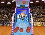 מכונת כדורי כדורסל