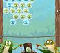 בואו לשחק באבלס חמוד עם 2 צפרדעים למטה שמכוונות את הבועות למקום
