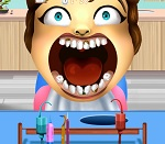 משחק - להיות רופא שיניים