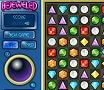 המשחק הזה שמופיע בכל חור בפרסומות סלולרי והכל , אז לא צריך להוריד לפאלפון חח , שחקו פה  , יהלומים בצבעים , להזיז את הצבעים אחד לשני ולעשות שלשות ונקודות