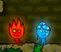 בן האש ובת המים - משחק חם