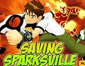 בן 10 - להציל את ספרקוויל