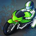 שיווי משקל על אופנוע