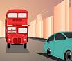 נהג אוטובוס בלונדון