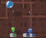 בועות בצרורות רובוטים