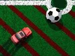 כדורגל מכוניות נגד אנשים