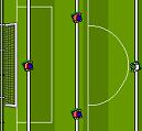 כדורגל שולחן לשניים