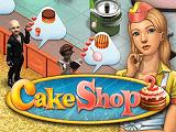 חנות עוגות - משחק עוגות