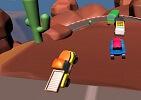 מכוניות מוזרות- משחק חדש