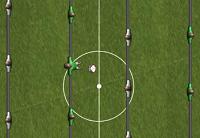 כדורגל שולחן לשני שחקנים